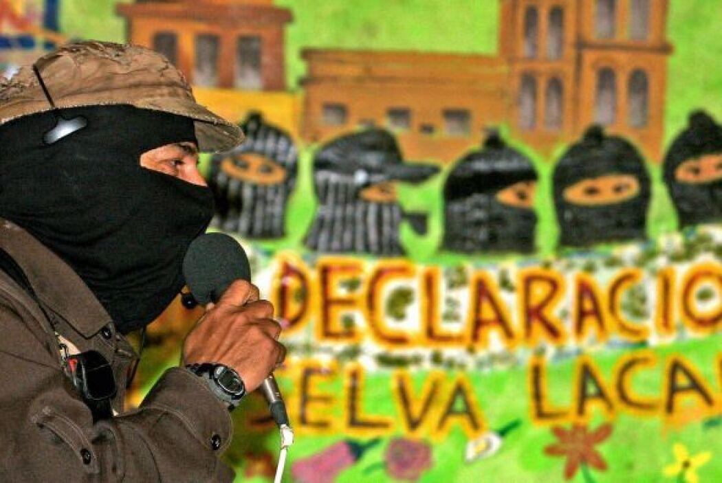 En esas regiones los zapatistas se cierran a cualquier asistencia y cola...
