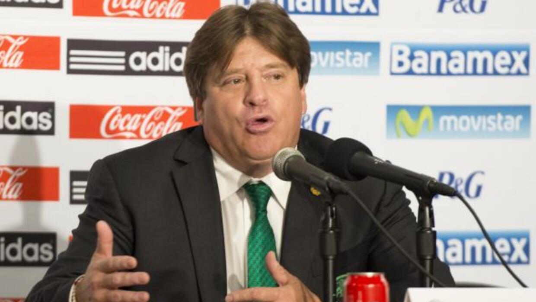El equio de Herrera disputará en territorio mexicano los partidos ante h...