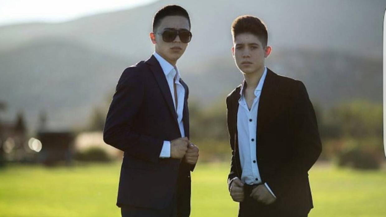Esteban Gonzalez (izquierda) es el integrante del grupo Alta Consigna in...