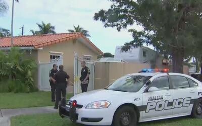 Policía investiga la muerte de un hombre durante un presunto intento de...