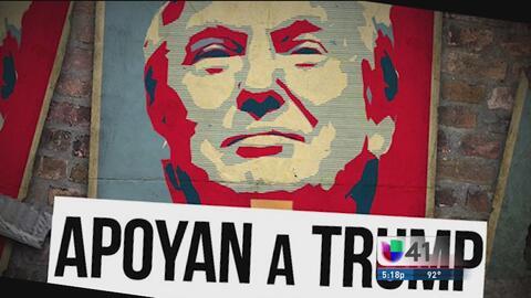 Donald Trump: Te opoyo en silencio