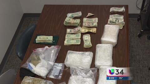 Varios detenidos y decomiso de droga tras operativo en Alpharetta