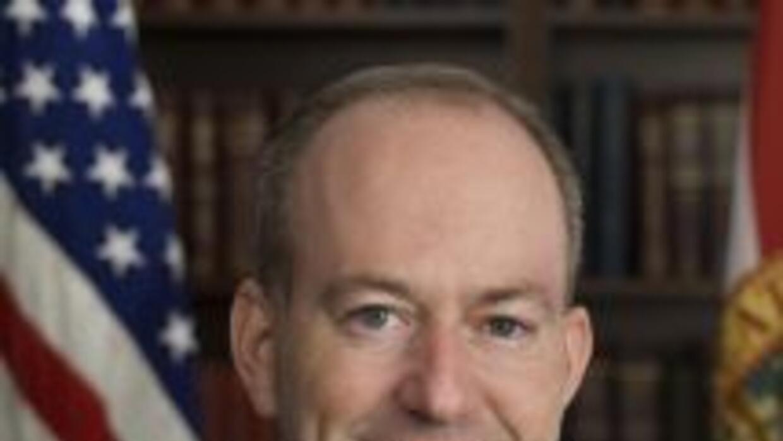 El congresista de Estados Unidos, George Lemieux