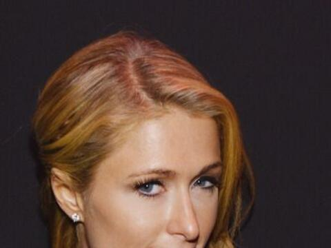 Paris Hilton se robó las cámaras este fin de semana, con s...