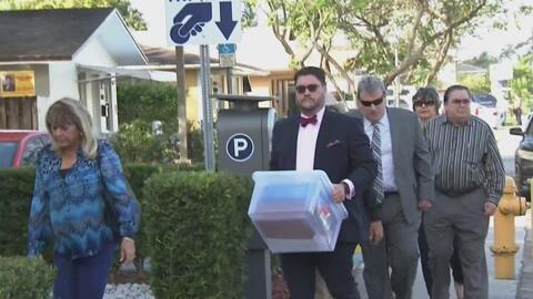 Entregan firmas para iniciar proceso de destitución del alcalde de Sweet...