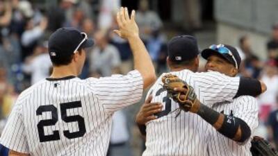 Los Yankees de Nueva York retoman la acción mañana.