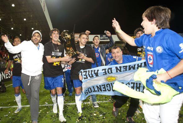 El 'Chaco' Giménez de los jugadores que más merecían el título, dio la v...