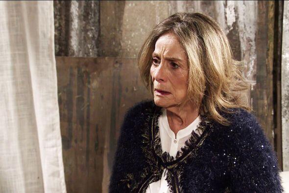 Lamentamos darle una pésima noticia doña Rita, su hijo mur...