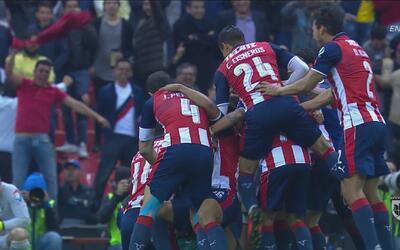 Revive aquí los penales entre América y Chivas en las semifinales de la...