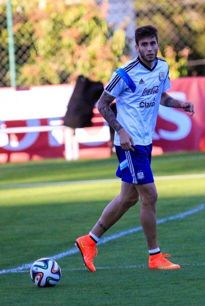 El también argentino Ricky Álvarez no tuvo tanta participación con la Al...