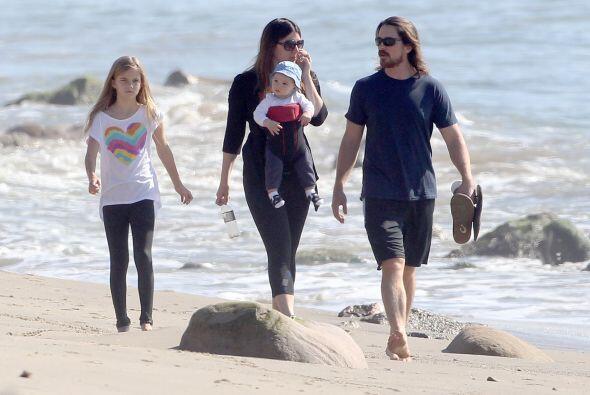 Se trata del hijo de Christian Bale.