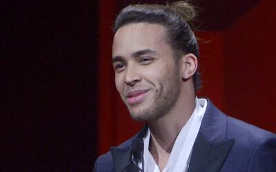 Prince Royce asistió a los Hispanic Heritage Awards en Washington