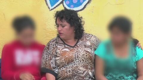 El horror que vivieron unas jóvenes de Guatemala violadas y abusadas por...