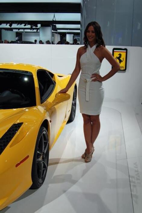 Para Ferrari, el 458 Italia es una síntesis de talento creativo e innova...