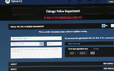 'Chicago en un Minuto': Policía anuncia nuevo sitio web para reportar cr...