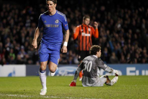 El Chelsea vivió un partido de alarido ante el Shakhtar Donetsk y sólo e...