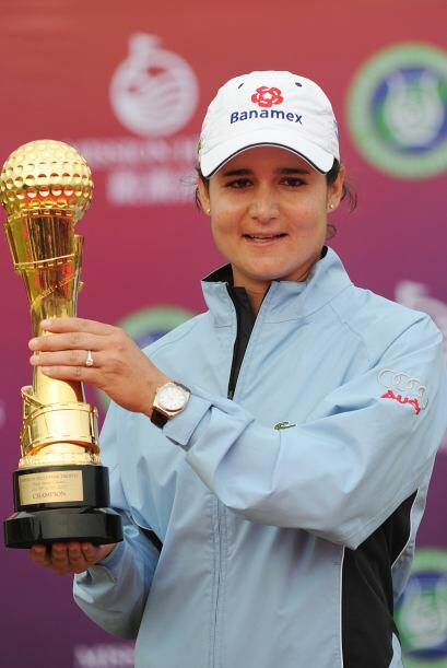 La carrera de la golfista jaliciense Lorena Ochoa ha estado plagada de r...