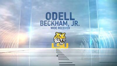 NFL Comparación: Odell Beckham, Jr.