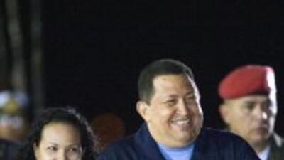 Chávez, de 57 años, está en tratamiento contra el rebrote de un cáncer d...