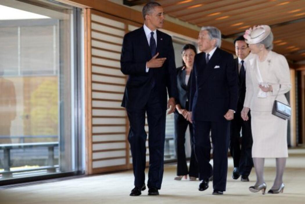 El viaje de Obama se produce en un momento de cierta ansiedad para sus a...