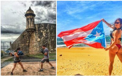 Peleadora de UFC se quiere mudar a Puerto Rico