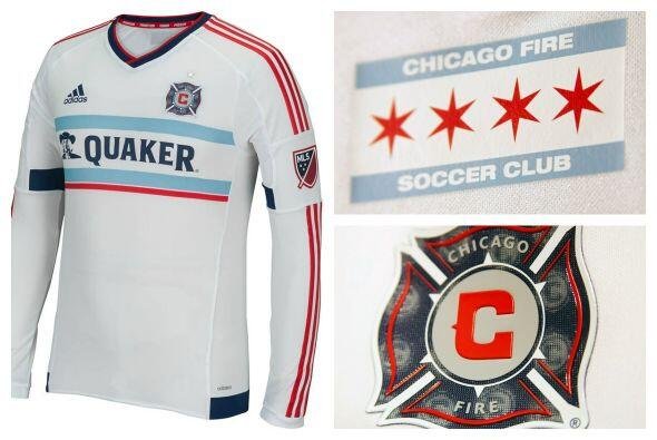 Chicago Fire tendrá una nueva camiseta de visitante en este 2015, en hon...
