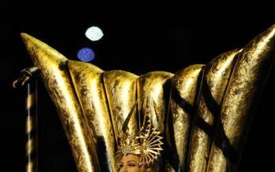 Madonna, 'La Reina del Pop', amenizó de forma espectacular el medio tiem...