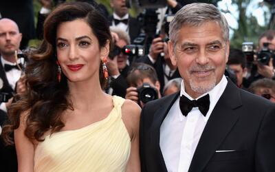 Geoge Clooney y Amal Alamuddin son la pareja perfecta en Cannes