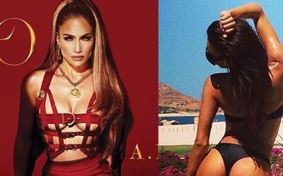 Jennifer López y Naya Rivera mostraron sus lados ultra sensuales