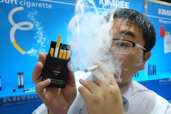 Los cigarrillos electrónicos siguen tomando fuerza.