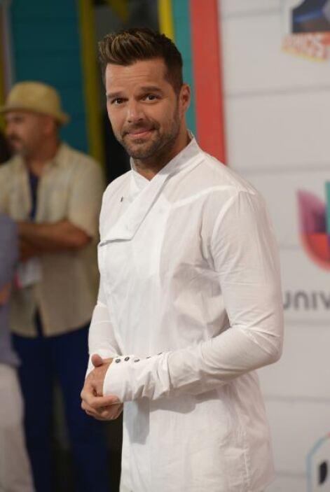 Ricky Martin El cantante boricua salió del clóset hace un par de años y...