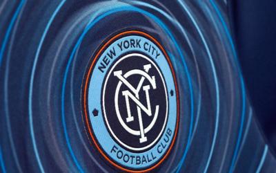 NYCFC presenta su nueva camiseta de visitante 2016