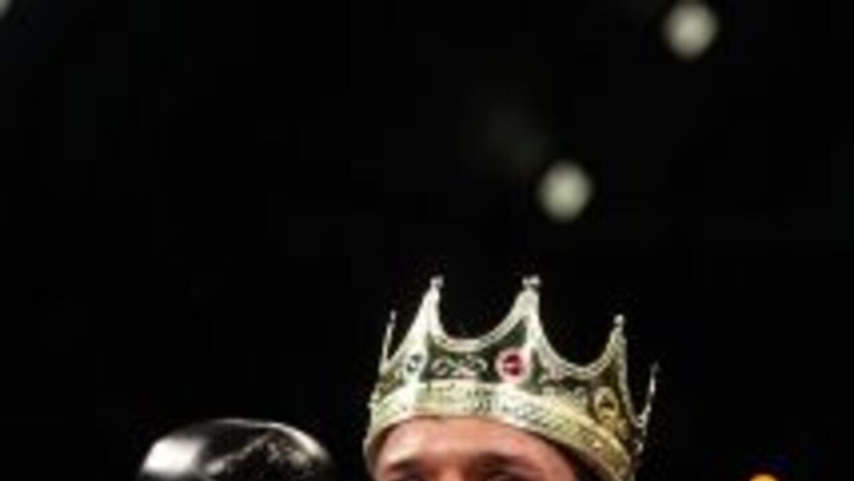 Sergio 'Maravilla' Martínez tuvo un excelente año 2010 al ganar el títul...