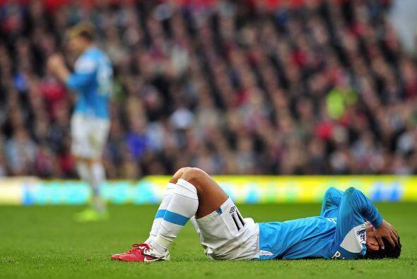 Algunos del Sunderland tuvieron dolor de cabeza.