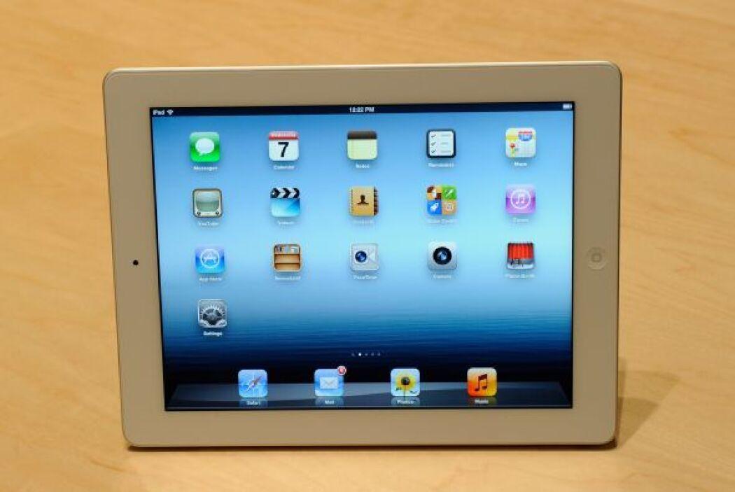 Finalmente llegó la iPad en 2010, una tableta con una serie de caracterí...