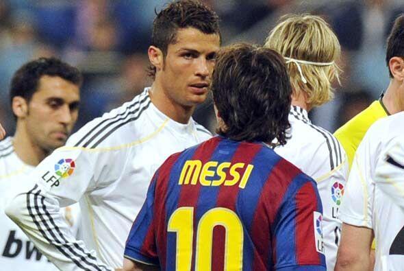 Lionel Messi le ganó la 'batalla' a Cristiano Ronaldo.