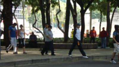 Ciudad de México despertó el sábado con un movimiento sísmico de 5.4 gra...