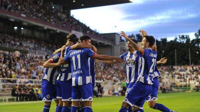 Rayo Vallecano vs. Deportivo La Coruña