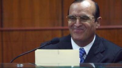 Vladimiro Montesinos, ex jefe de los servicios secretos de Perú.