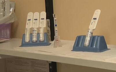 Estudian la eficacia de un fármaco inyectable para la prevención contra...