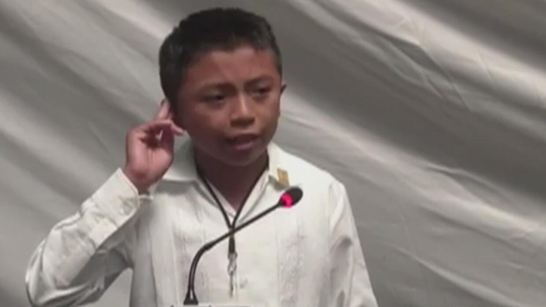 Una verdadera cátedra de oratoria le dio a miembros del Congreso Estatal...
