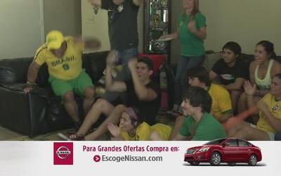 Brasileños en Phoenix celebran victoria