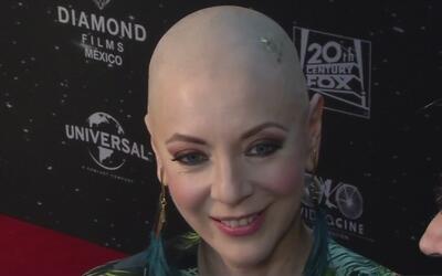 El mensaje de Edith González para enfrentar el cáncer y aferrarse a la vida