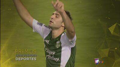 Diego Valeri: Nominado a mejor futbolista de la MLS