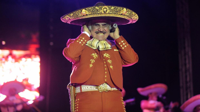 Hay fuertes rumores de que Vicente Fernández se encuentra delicado de salud