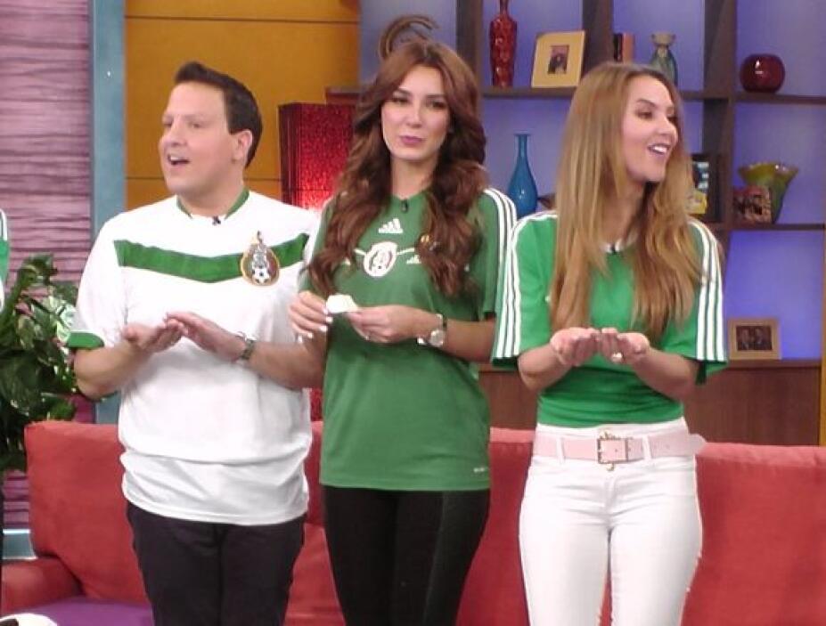 Llegó la hora de la verdad, todos querían saber si México triunfaría con...