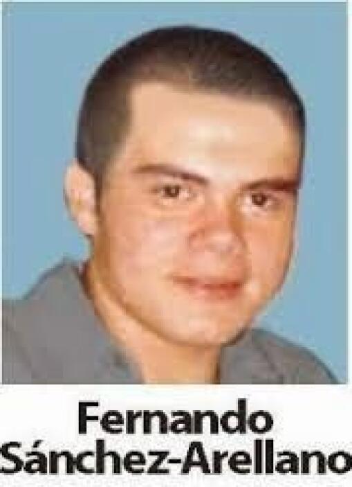 LUIS FERNANDO SÁNCHEZ ARELLANO: Conocido como El Ingeniero este joven me...