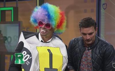 Pedro Moreno ganó 400 dólares jugando a El Sapo de Republica Deportiva d...
