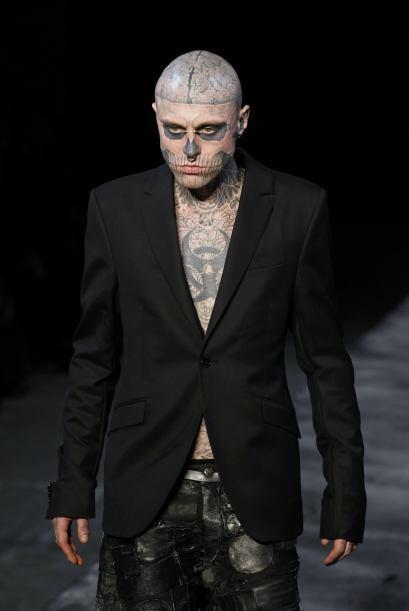 """En diferentes ocasiones, """"Zombie boy"""" ha sido la imágen para campañas de..."""