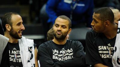 San Antonio Spurs derrotan a los Indiana Pacers